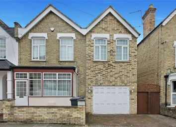 Thumbnail 4 bedroom end terrace house for sale in Glenthorne Road, London