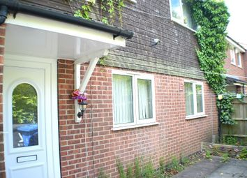 Thumbnail 1 bed flat to rent in Chatsworth Court, Sinfin, Derby