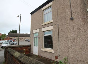 Thumbnail 2 bed end terrace house to rent in Gladstone Road, Alfreton