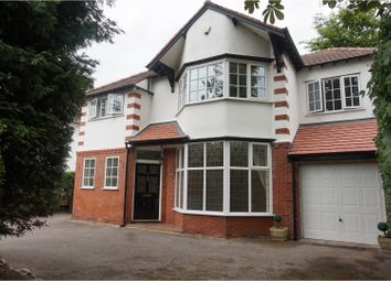 Thumbnail 5 bed detached house for sale in Park Road, Altrincham