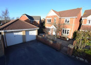 Thumbnail 4 bed detached house for sale in Ladymead, Portishead, Bristol