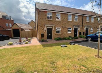 Thumbnail 2 bed end terrace house for sale in Dewsbury Crescent, Stafford