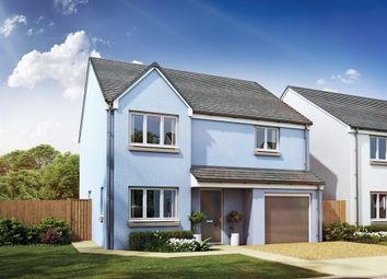 "Thumbnail 4 bed detached house for sale in ""The Balerno"" at Off Salters Road, Strawberry Corner, Wallyford"