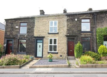 Thumbnail 2 bed terraced house for sale in Holcombe Road, Greenmount, Bury