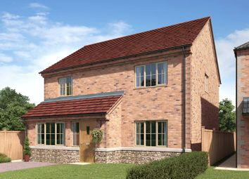 Thumbnail 4 bed detached house for sale in Plot 39, Franklin Way, Barrow-Upon-Humber