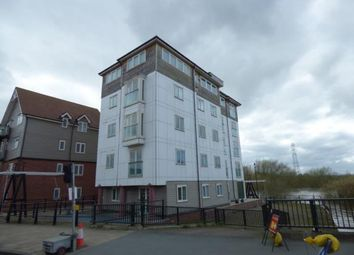 Thumbnail 2 bed flat for sale in The Wharf, New Crane Street, Chester, Cheshire
