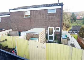 Thumbnail 3 bed semi-detached house for sale in Awelfa, Welshpool
