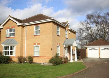 Thumbnail 4 bed property for sale in Sympson Close, Lincoln