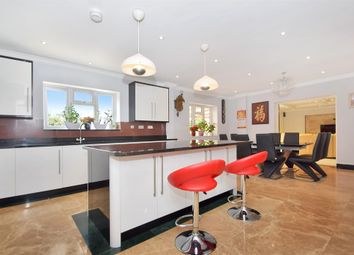 Thumbnail 6 bed detached house for sale in Tudor Avenue, Worcester Park