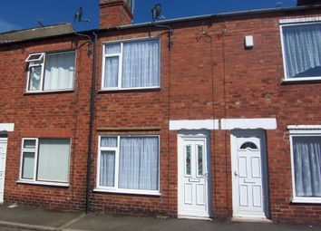Thumbnail 2 bed terraced house to rent in Sookholme Road, Shirebrook, Mansfield, Derbyshire