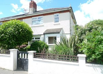 Thumbnail 3 bedroom semi-detached house for sale in Charminster Road, Bournemouth