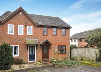 Thumbnail 3 bed semi-detached house for sale in Hebbecastle Down, Warfield, Berkshire