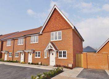 Thumbnail 2 bed end terrace house to rent in Longhurst Avenue, Highwood, Horsham