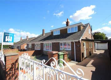 Thumbnail 3 bed semi-detached bungalow for sale in Pendennis Avenue, South Elmsall, Pontefract