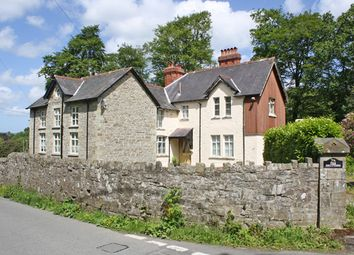Thumbnail 5 bed country house for sale in Drefach Felindre, Llandysul, Carmarthenshire