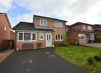 Thumbnail 3 bed detached house for sale in Poets Way, Llanharan, Pontyclun