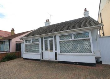 Thumbnail 2 bedroom detached bungalow for sale in North Avenue, Southend-On-Sea