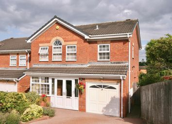 Thumbnail 4 bed detached house for sale in Whinchat Close, Apley