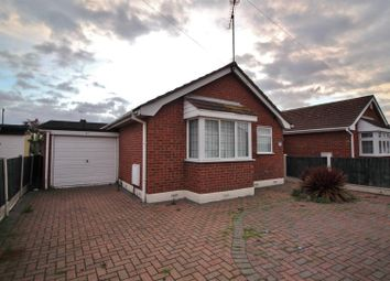 Thumbnail 1 bed detached bungalow to rent in Wittem Road, Canvey Island