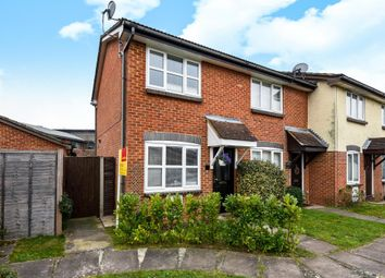 Thumbnail 2 bed end terrace house for sale in Egham, Surrey