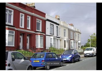 Thumbnail 5 bedroom terraced house to rent in Greenbank Terrace, Plymouth