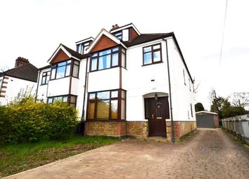 Thumbnail 5 bed detached house to rent in Long Lane, Hillingdon