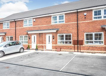 Thumbnail 2 bed terraced house for sale in Drawbridge Avenue, Pontefract