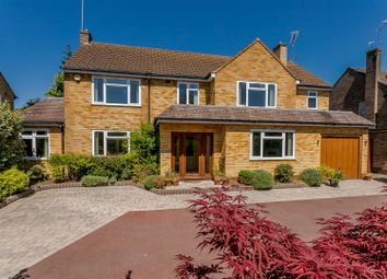 Thumbnail 6 bed detached house for sale in Westfield Close, Dorridge, Solihull
