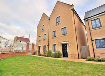 Thumbnail 4 bed town house for sale in Roberts Road, Colchester