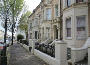 Thumbnail 1 bed flat to rent in Rectory Close, Glebe Villas, Hove