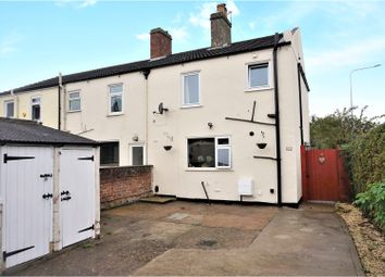 Thumbnail 2 bed semi-detached house for sale in Station Road, New Waltham