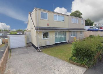 4 bed semi-detached house for sale in St Edward Gardens, Eggbuckland PL6