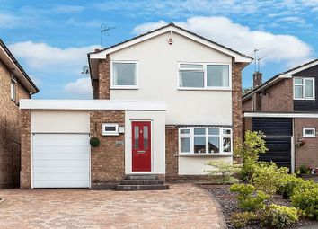 Thumbnail 4 bed detached house for sale in Daven Road, Congleton