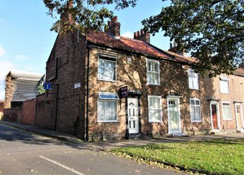 Thumbnail 2 bed end terrace house for sale in Clifton, York