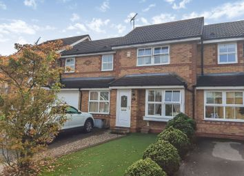Thumbnail 3 bed town house for sale in Redwing Close, Gateford, Worksop
