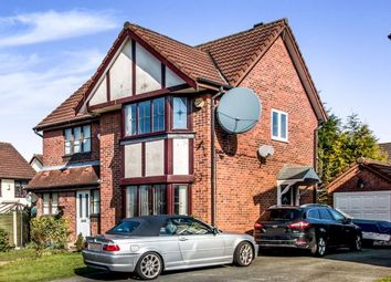 Thumbnail 2 bed semi-detached house for sale in Rostrevor Road, Stockport, Greater Manchester