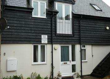 Thumbnail 1 bed flat to rent in Churchgate Street, Soham