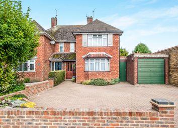 Thumbnail 3 bed semi-detached house for sale in Ellingham Road, Hemel Hempstead Industrial Estate, Hemel Hempstead