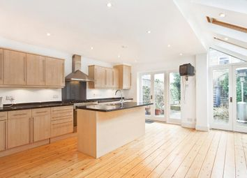 Thumbnail 4 bed terraced house to rent in Hartismere Road, Fulham, London