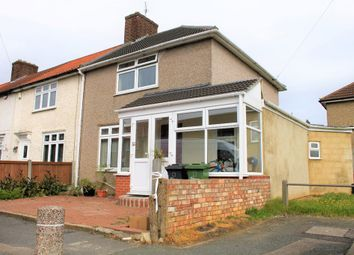 Thumbnail 3 bedroom end terrace house for sale in Nicholas Road, Dagenham