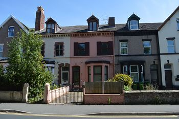 Thumbnail 3 bed maisonette to rent in Manor Road, Wallasey, Wirral