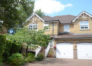 Thumbnail 5 bed detached house to rent in The Fallows, Ray Mill Road East, Maidenhead