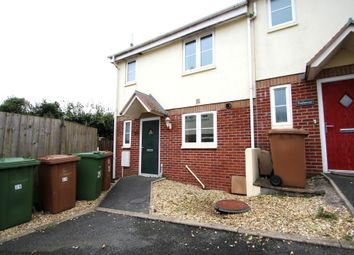 Thumbnail 3 bed end terrace house for sale in Mount Tamar Close, Plymouth