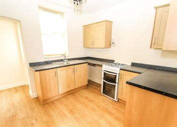 Thumbnail 2 bed terraced house to rent in Chelmsford Terrace, Nottingham