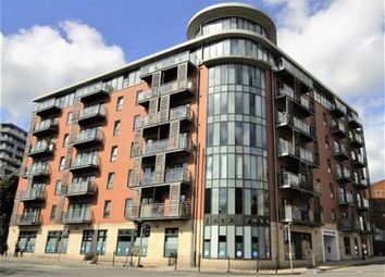 Thumbnail 2 bed flat for sale in Barnfield House, 1 Salford Approach, Salford
