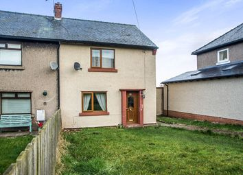 Thumbnail 2 bed semi-detached house for sale in Windsor Gardens, Alnwick