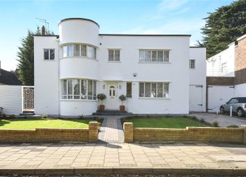 Thumbnail 5 bed detached house for sale in Kerry Avenue, Stanmore, Middlesex