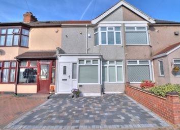 Manser Road, Rainham RM13. 2 bed terraced house