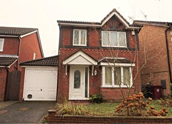 Thumbnail 3 bed detached house for sale in Betony Close, Liverpool