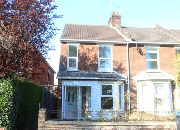 Thumbnail 3 bed terraced house to rent in Downton Road, Salisbury